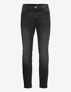 RIDER - slim jeans - dk worn magnet