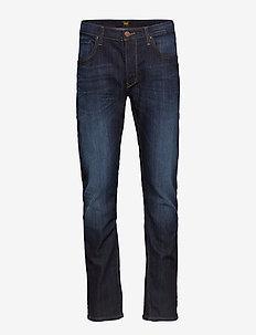 DAREN BUTTON FLY - regular jeans - strong hand