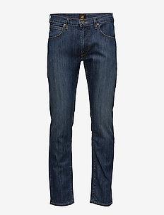 DAREN ZIP FLY - slim jeans - true blue