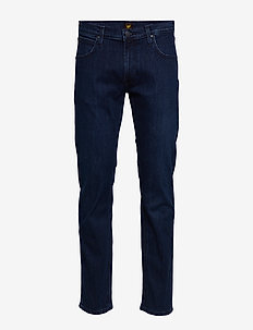 Daren Zip Fly - regular jeans - dark blue wood