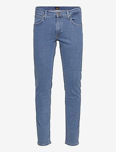 DAREN ZIP FLY - regular jeans - light stone