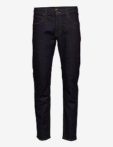 DAREN ZIP FLY - slim jeans - rinse