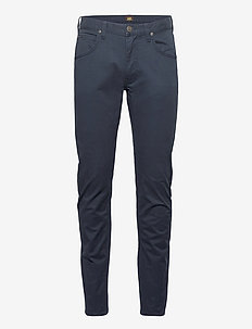 Daren Zip Fly - casual trousers - sky captain