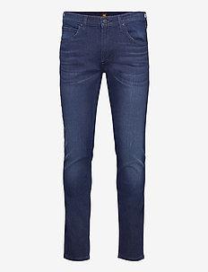 LUKE - slim jeans - clean dk ray