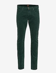 LUKE - spodnie na co dzień - pine grove
