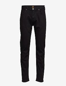 Austin - regular jeans - clean black