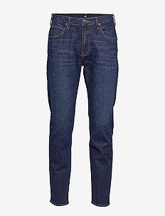 AUSTIN - regular jeans - dk worn foam