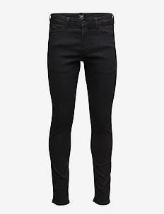 MALONE - skinny jeans - black rinse