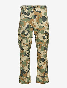 FATIGUE PANT - cargo housut - camouflage