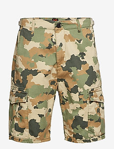 FATIGUE SHORTS - casual shorts - camouflage