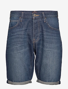 5 POCKET SHORT - jeansowe szorty - dk salvador