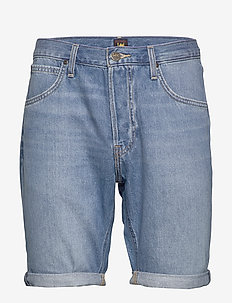 5 POCKET SHORT - denim shorts - baybridge