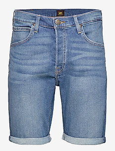 5 POCKET SHORT - denim shorts - maui mid