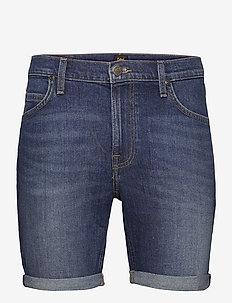 RIDER SHORT - jeans shorts - maui dark