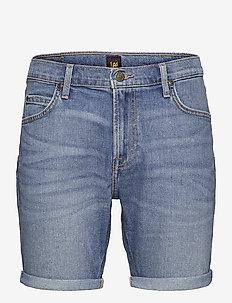 RIDER SHORT - denim shorts - maui light