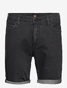 RIDER SHORT - denim shorts - stone crosby