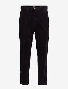 RELAXED CHINO - BLACK