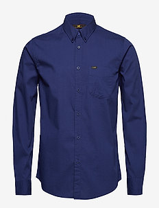LEE BUTTON DOWN - BLUEPRINT