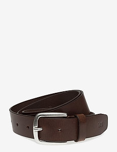 LEE BELT - klassisch - dark brown