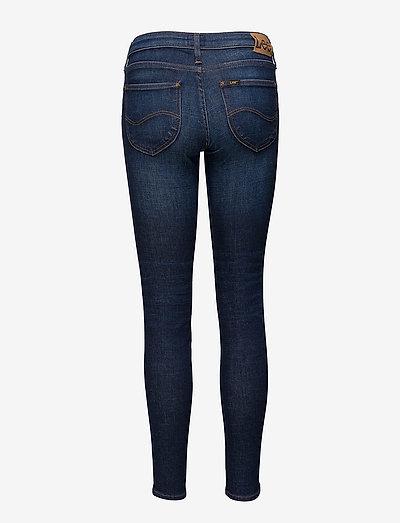 Lee Jeans Scarlett- Farkut Vintage Worn