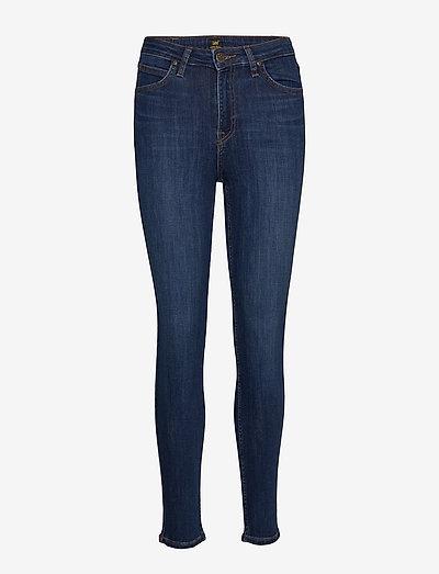 IVY - skinny jeans - dark hunt