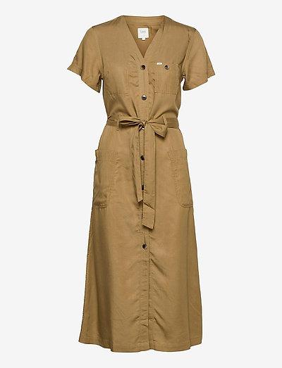 SAFARI DRESS - maxi sukienki - safari