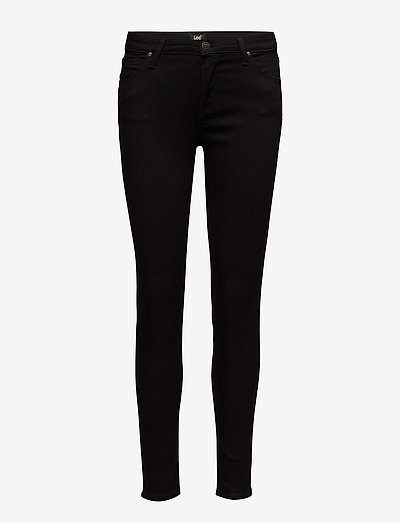SCARLETT - skinny jeans - black rinse