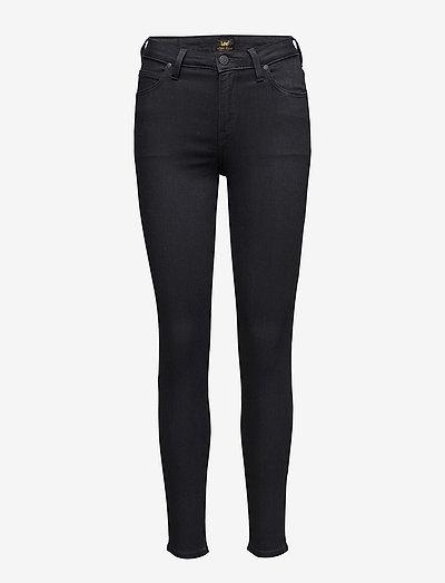 SCARLETT HIGH - skinny jeans - black rinse