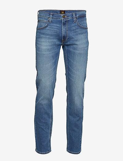 DAREN ZIP FLY - regular jeans - broken blue