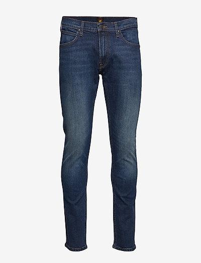 LUKE - tapered jeans - dark diamond