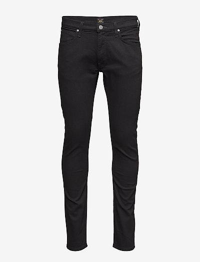 LUKE - tapered jeans - clean black