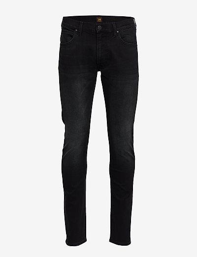 Luke - tapered jeans - moto black
