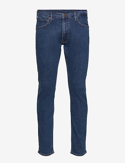 LUKE - tapered jeans - used aquin