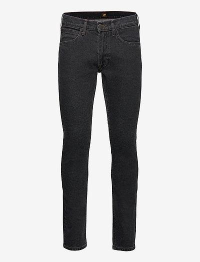 LUKE - slim jeans - black rinse