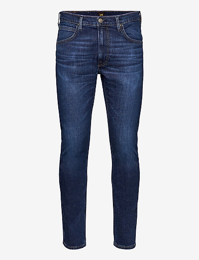 LUKE - slim jeans - dk worn kansas