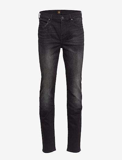 AUSTIN - tapered jeans - moto black