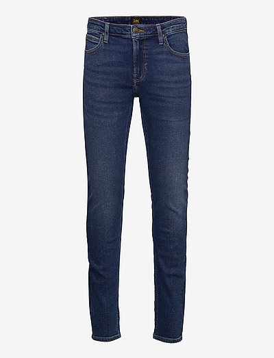 MALONE - skinny jeans - acid red ville
