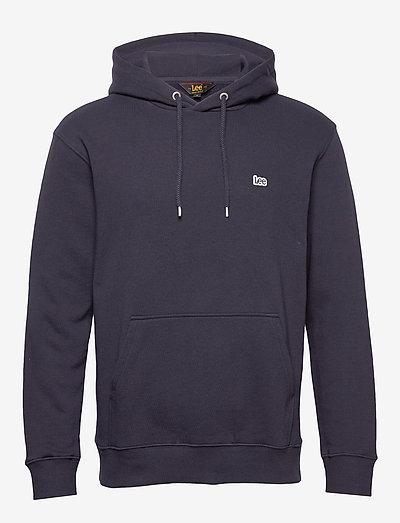 PLAIN HOODIE - hoodies - midnight navy