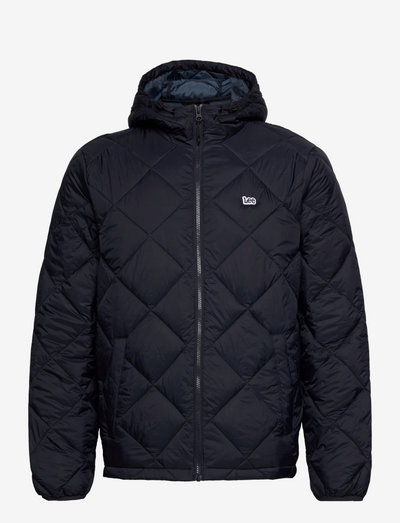 LIGHT WEIGHT PUFFER - quilted jackets - black