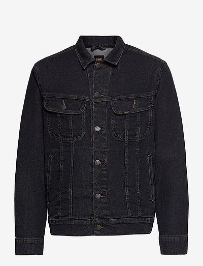 LEE RIDER JACKET - denim jackets - black rinse