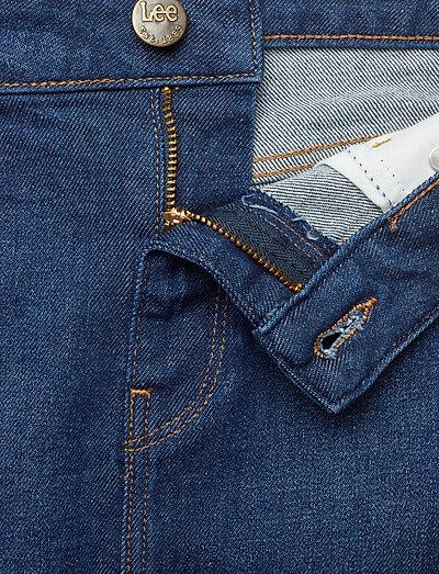 Lee Jeans Pencil Skirt- Spódnice Dark Garner
