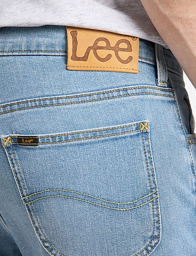 Lee Jeans Rider- Jeansy Bright Pool