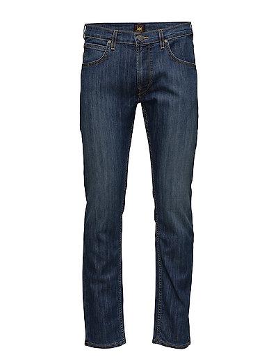 DAREN ZIP FLY - regular jeans - true blue