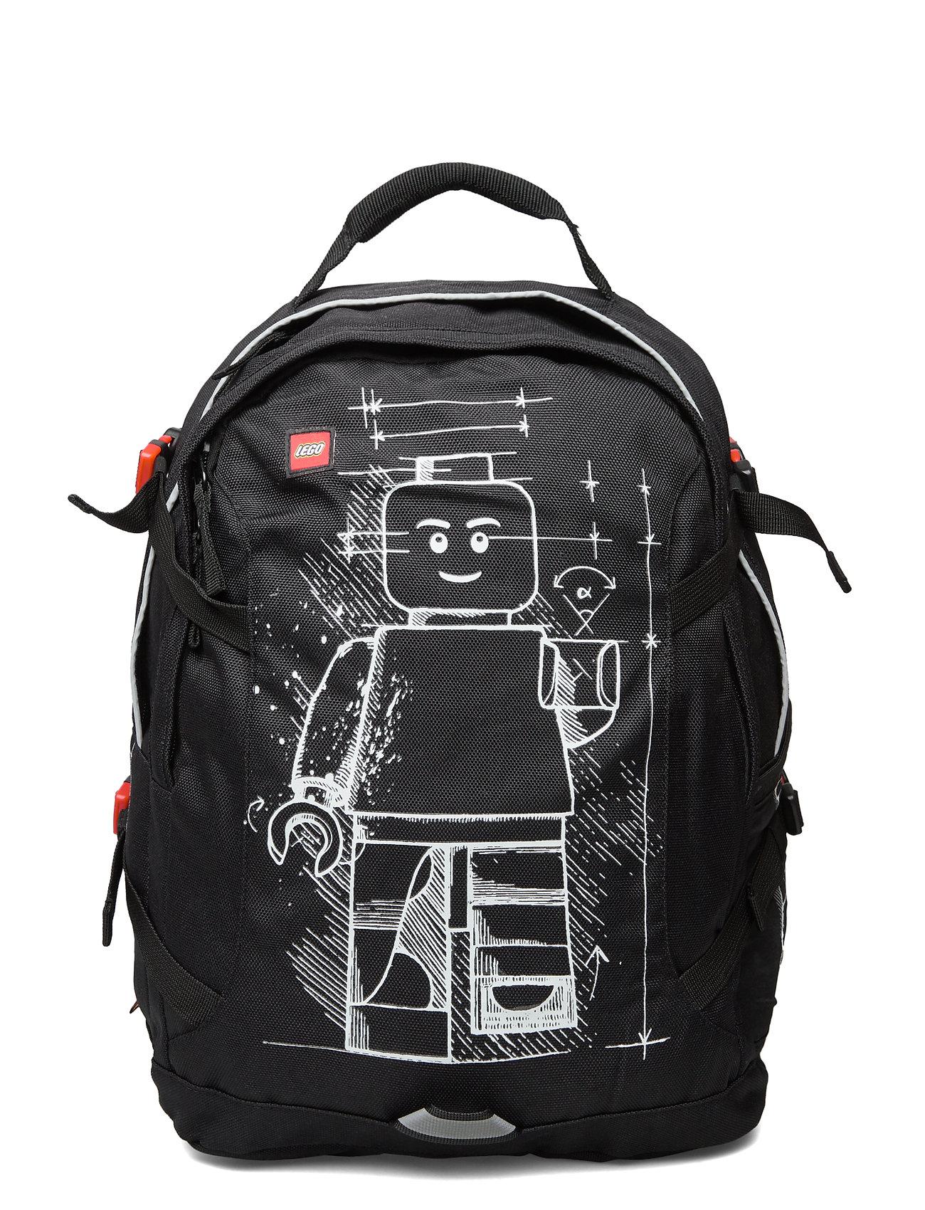 Lego Bags Backpack - MINIFIGURE