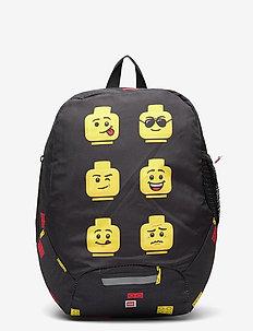 Kindergarten Backpack - backpacks - lego® faces black