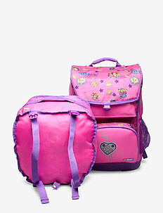 Maxi School Bag - plecaki - friends™ good vibes