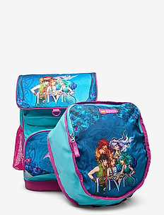 Optimo School Bag - sacs a dos - lego® friends™ elves/aqua blue