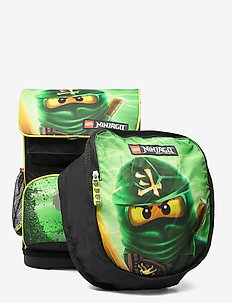 Optimo School Bag - sacs a dos - lego® ninjago® lloyd/green