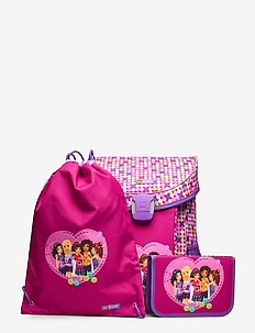 Easy School Bag Set - rucksäcke - friends™ confetti