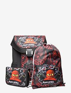 Easy School Bag Set - backpacks - ninjago® team ninja